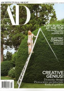 Architectural Digest (Us) #10
