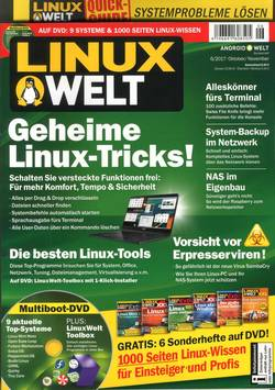 Androitwelt Linuxwelt #6