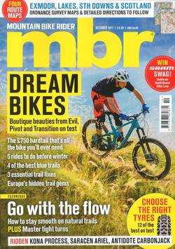 Mbr Mountain Bike Rider #11