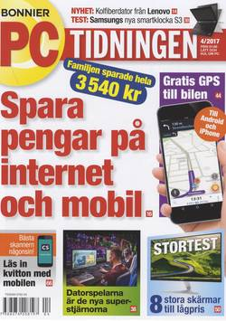 Bonnier PC Tidningen #4
