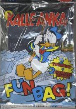 Kalle Anka FUN BAG #3
