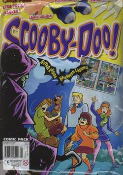Comic Pack Scooby Doo #5