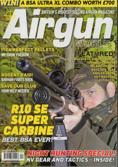 Tidningen Airgun World