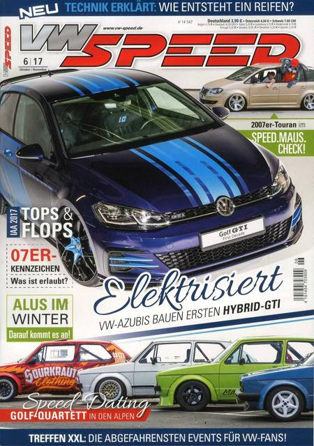Tidningen Vw Speed